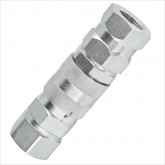 FFHD SERIES HYDRAULIC FLAT FACE QUICK COUPLINGS HEAVY DUTY FOR HAMMERS And BREAKERS