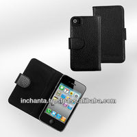 Inchanta Leather Wallet Case E2002