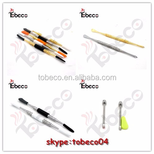 2017 In stock best price best quality dabber tool wax dry herb vaporizer stainless wax tool dab tools
