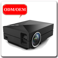 Free sample for micro 1080P HDMI USB VAG projector GM60 with factory price in stock