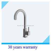 Foshan SUS304 Single Lever Kitchen Tap