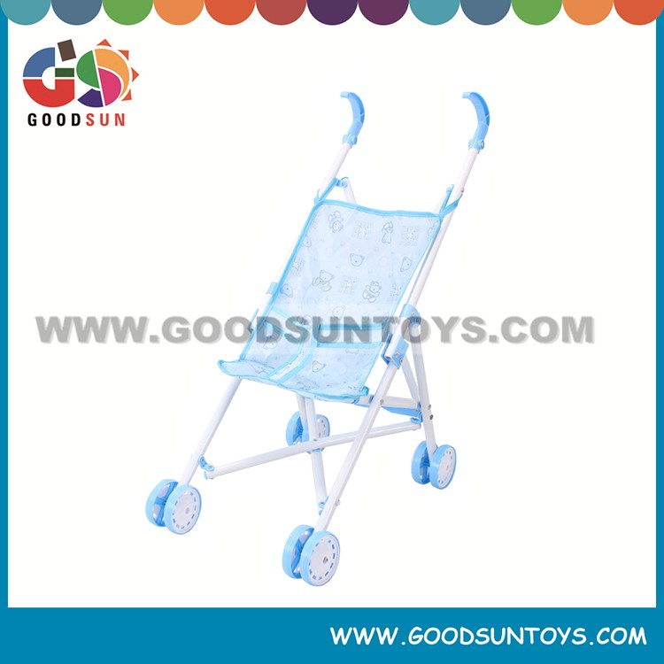 Fashionable designing of baby doll pram for girl