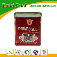 Wholesale Canned Food Halal Canned Corned Beef