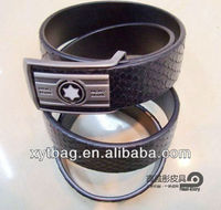 2013 new design mens leather jeans belt