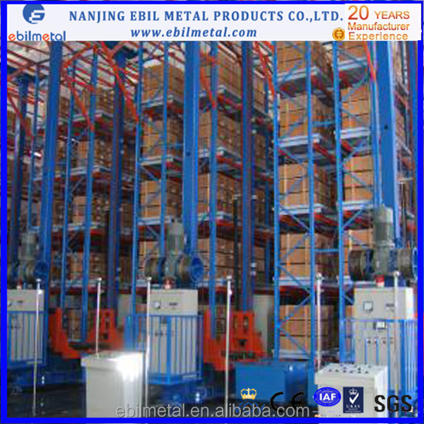 integrated room automation racking storage system auto-stereo storage /ASRS