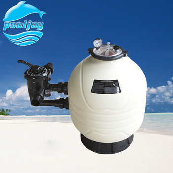High temperature resistance swimming pool water well sand filter