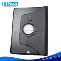 High Quality Sublimation PU + Polyester Rotatory Cover for iPad 5 of Good Price