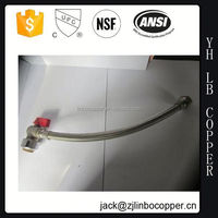 washing machine hose fittings