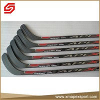 high-end custom hockey sticks with your logo or design from China hockey stick factory