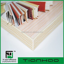 Tianhao high quality u shape edge trim for paneling