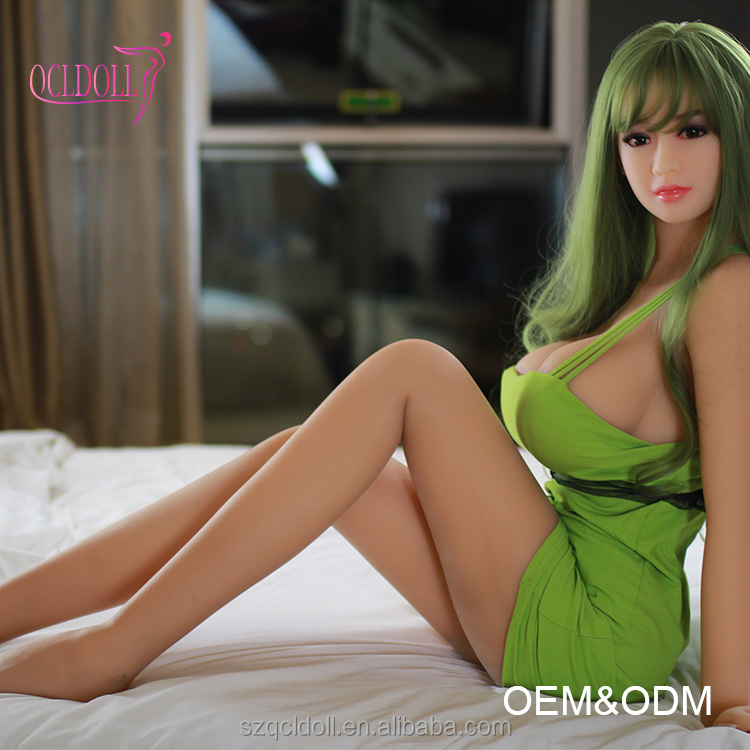 QCLDOLL Germany Wholesale Price 158cm Open Girl White Skin Customized Full Silicone Sex Doll For Men