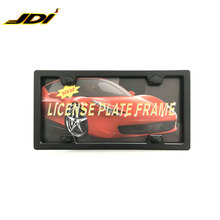 JDI-LFZN13-3 Factory Supplies Best Sell bling license plate frame