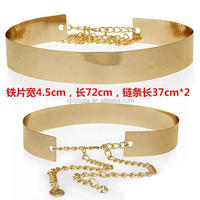 Z53249B HOT Fashion Ladies Gold Metal
