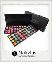HOT 80 color high pigmented big eye shadow kit