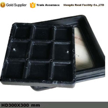 tank truck manhole cover/lockable Composite manhole cover