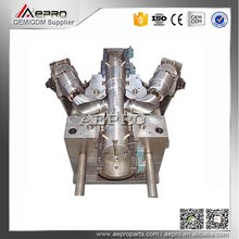 AEPRO urable PE Pipe extrusion mould/pipe mold/plastic pipe die head