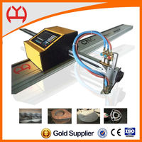 High quality operation stable portable cnc plasma cutting machine de fabrication