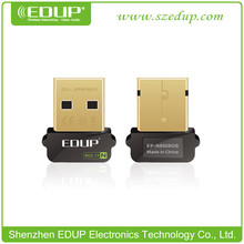 EDUP-EP-N8508GS Raspberry Pi usb Network Card for Laptop Wireless USB Wlan Adapter 802.11n