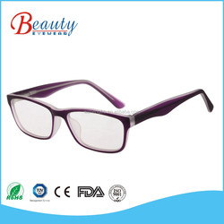 New design eyewear optical frames,fashion plastic optical frames