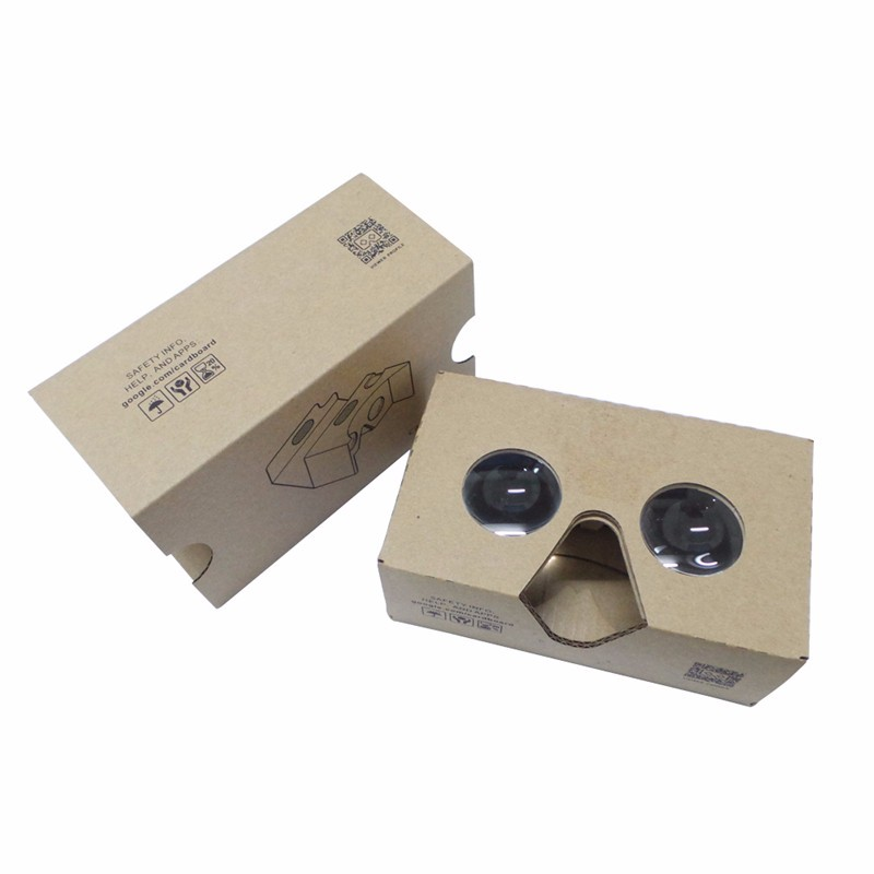 cardboard vr google 3d glasses virtual reality box headset c356 buy cardboard vr google. Black Bedroom Furniture Sets. Home Design Ideas