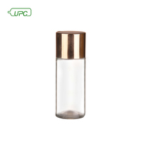 Customize size small round luxury glass 10ml bottle perfume