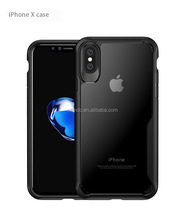 360 Full Protective Case Cover For iphone X Anti Shock Case , Wholesale Silicone Case , For iphone X Case Silicon