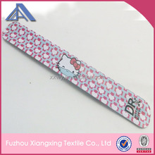 promotional gift reflective PVC snap wrist band