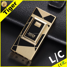 New arrival Rechargeable Lighter 915 DB-01 Double Arc Lighter Windproof Cigar Lighter