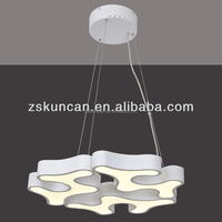 Wholesale led Chandelier hanging light for dining table lamp