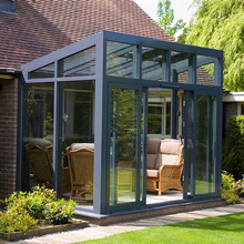 Customized Aluminum Outdoor Glass Sun Rooms