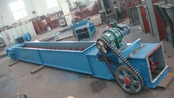 MSSF Series/type spcial En masse conveyor of power plant for pulverized coal conveying