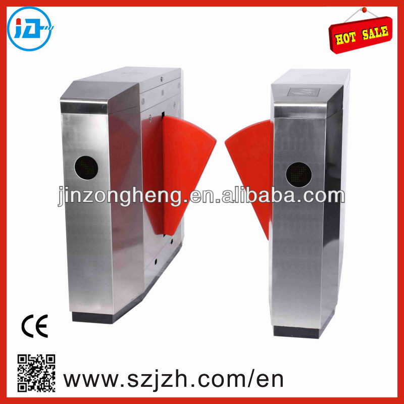 Access Control System Flap Barrier Automatic Speed Gate Subway Gate