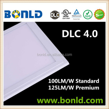 2016 hot sales 100lm/w 603*603mm panel light led 45W 5 years warranty