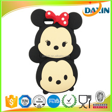 rilakkuma bear silicone moible phone case for samsung galaxy s2 i9100