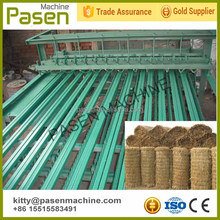Large capacity Bamboo/reed/straw/grass Mat Weaving/knitting Machine