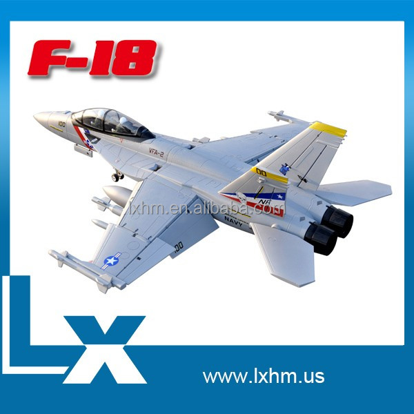 Electric invert RTF F-18 rc airplane manufacturer