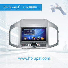 Hot-selling Wince 6.0 Car GPS Navigation System for Chevrolet Captiva 2013, with SWC/DVD/Radio/BT/USB/Android mobile link/DVR