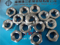 Nickel base alloy MonelK- 500 Nuts