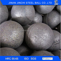 steel ball for cement mill least wear rate grinding ball from JINCHI
