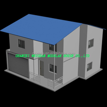ready made prefabricated house set labor camp german prefabricated house