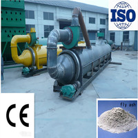 Coal ash drum dryer, silica sand rotary dryer, drum rotary drying equipment