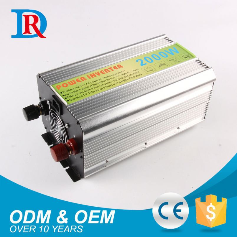 Hot New Products Automatic 12V 220V Inverter Battery Connections