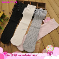 2016 Baby Kids Knee High Socks Knitted Toddlers Girls Warm High Knee Winter Socks For Child