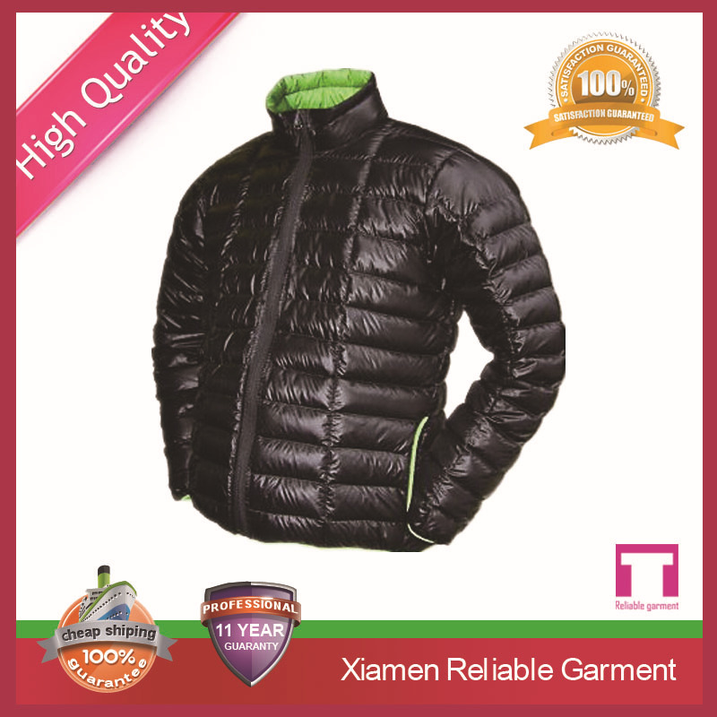 2015 EU market high quality ultralight down jacket