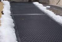 Scraper Flooring Snow Mat Rubber Floor Matting