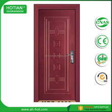 Alibaba 2017 Interior PVC coated MDF Wooden Doors Cheap Bedroom Doors for House