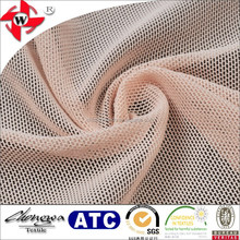 nylon spandex power mesh fabric composition for shapewear