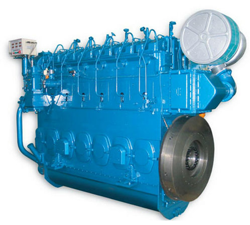 HOT SALE ! High speed marine diesel engine with CE made in weifang city