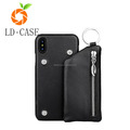 New Design with Wallet Leather Flip Cover For Iphone X Case