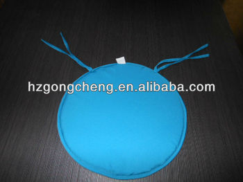 beautiful and colorful chair cushion